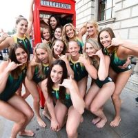 Aussie Water Polo Team