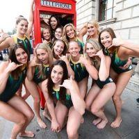 Aussie Water Polo Team
