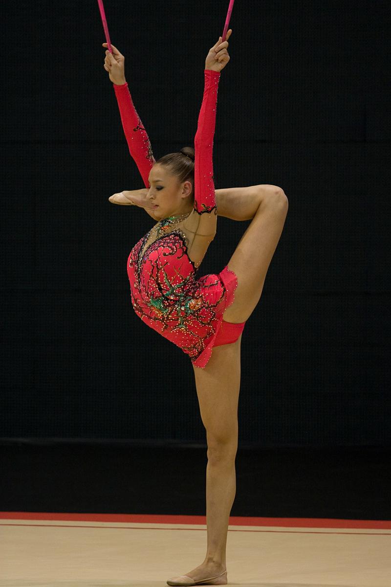 Yevgeniya Kanayeva Russian Rythmic Gymnast