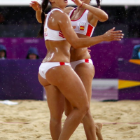 Spain Beach Volleyball