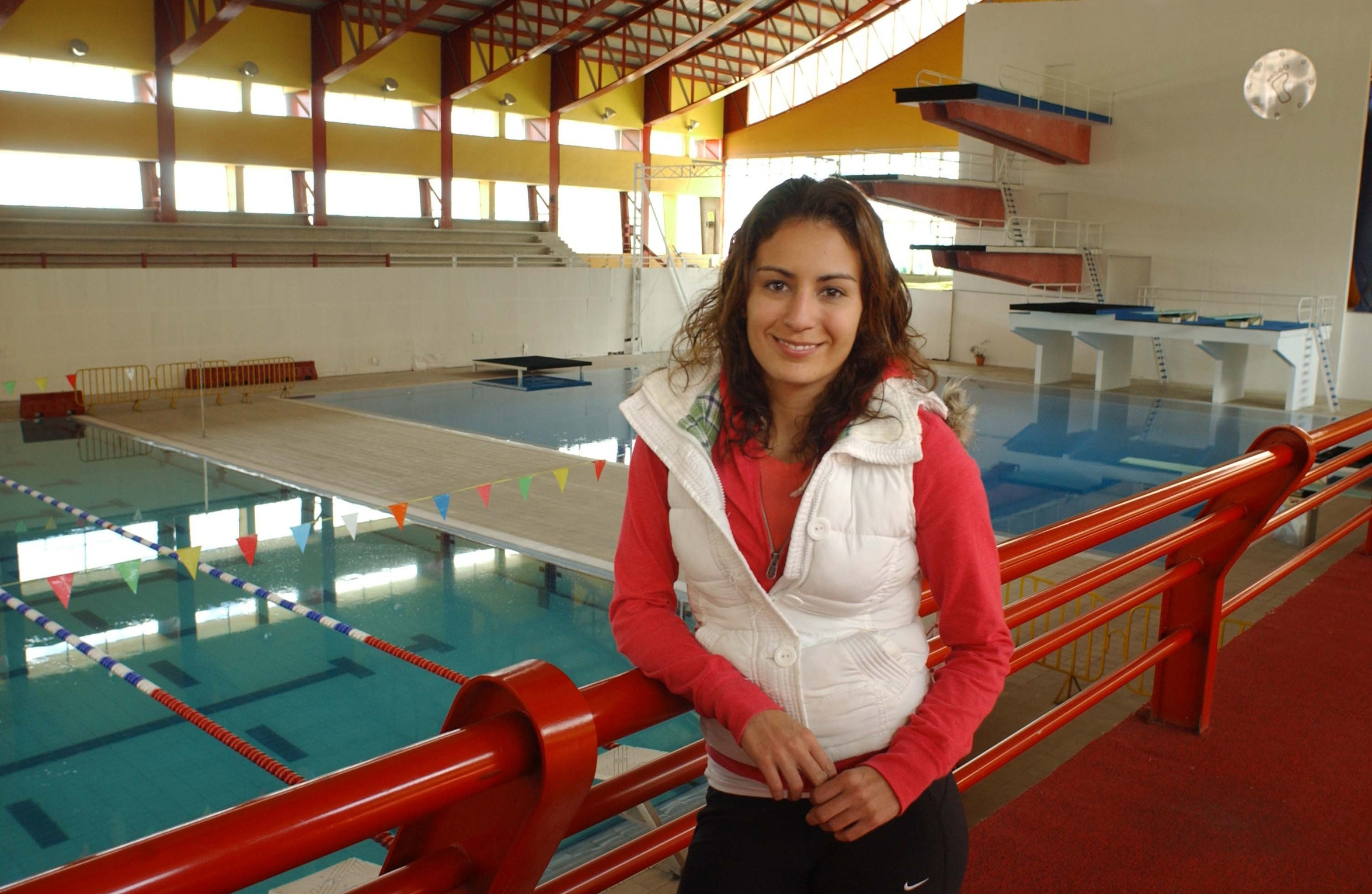 Paola Espinoza Mexican Swimmer  Hot Olympic Girls-3493