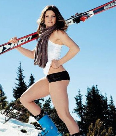 Julia Mancuso, USA Alpine Skiing