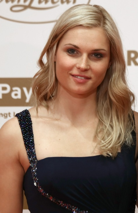 Anna Fenninger - Österreichs Sportlerin des Jahres 2013 bei der Gala-Nacht des Sports