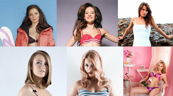 The 10 most beautiful Russian women competing in Sochi