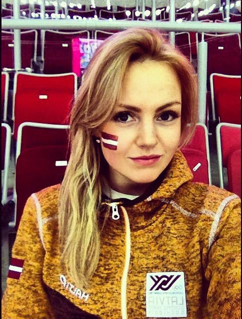Ulla Zirne, Latvia, Luge