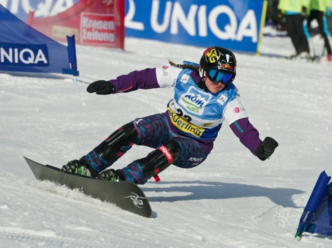 Ina Meschik, Snowboard FIS World Cup Parallel Slalom, Jauerling 2012