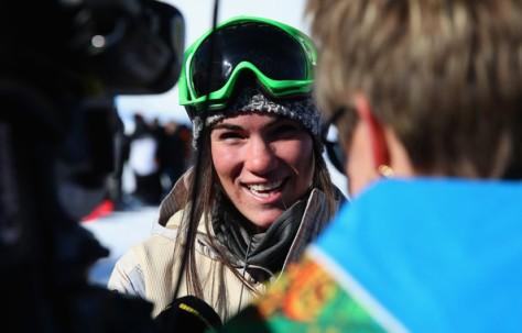 Karly+Shorr+Winter+Olympics+Previews+XxhCjcQoLKal