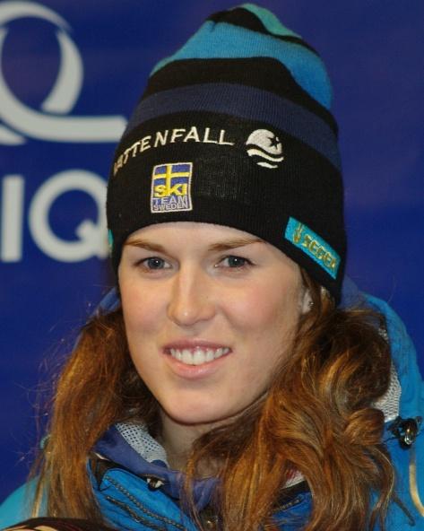 Maria Pietilae-Holmner, FIS Alpine Ski World Cup, Semmering 2010