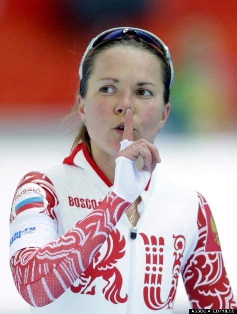 Sochi Olympics Speedskating Women