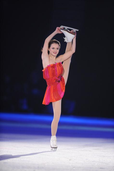 Sasha On Ice 2009