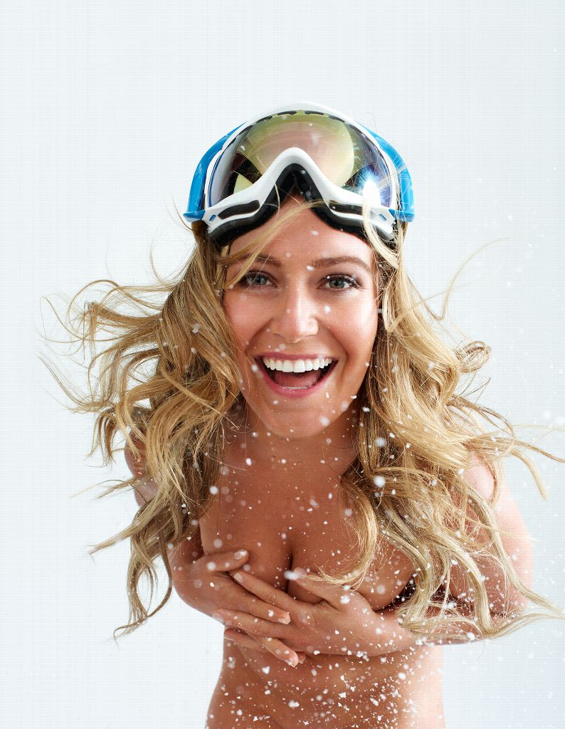 snowboarding Hot naked girls