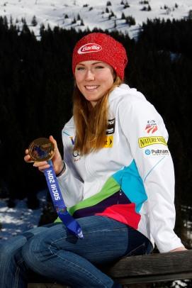 Photo Shoot with US Ski Team